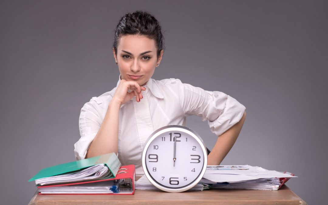5 Easy Time Management Tips To Help You Be More Productive Throughout Your Day.